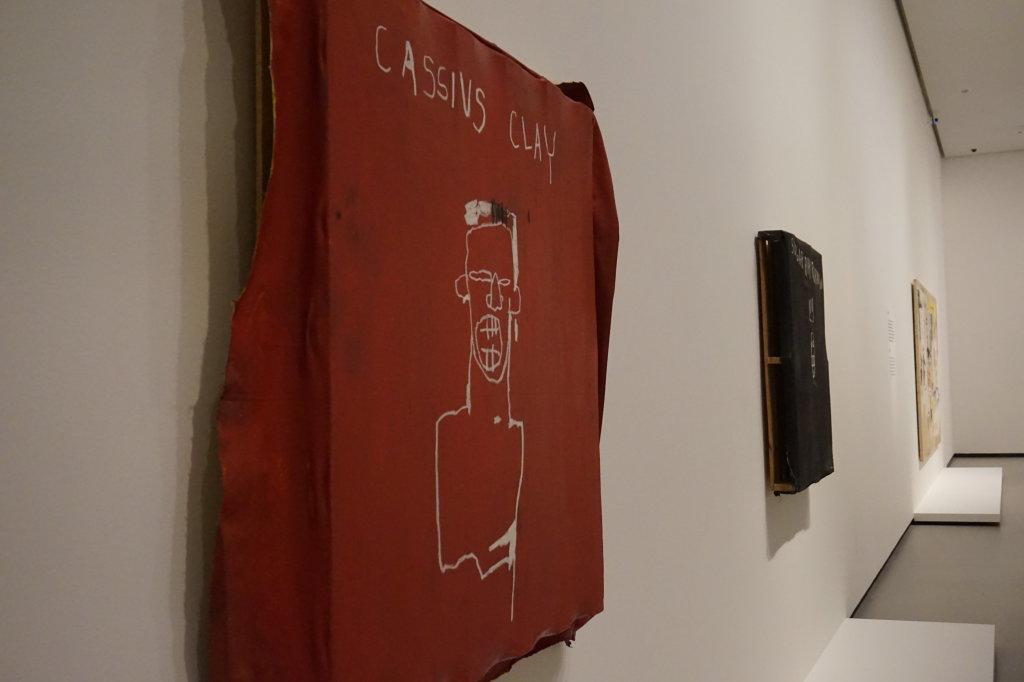 Vue de l'exposition Jean-Michel Basquiat - Fondation Louis Vuitton (35)