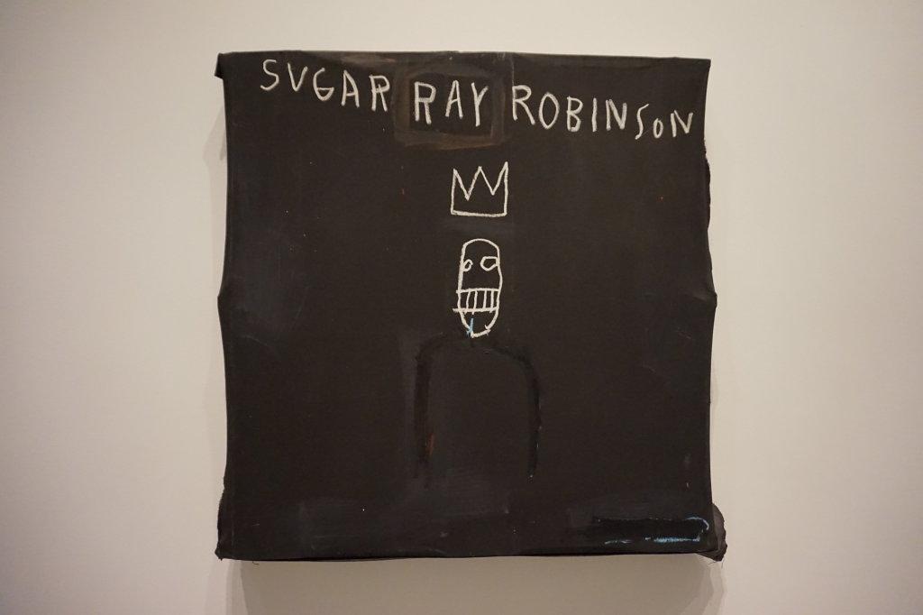 Vue de l'exposition Jean-Michel Basquiat - Fondation Louis Vuitton (44)