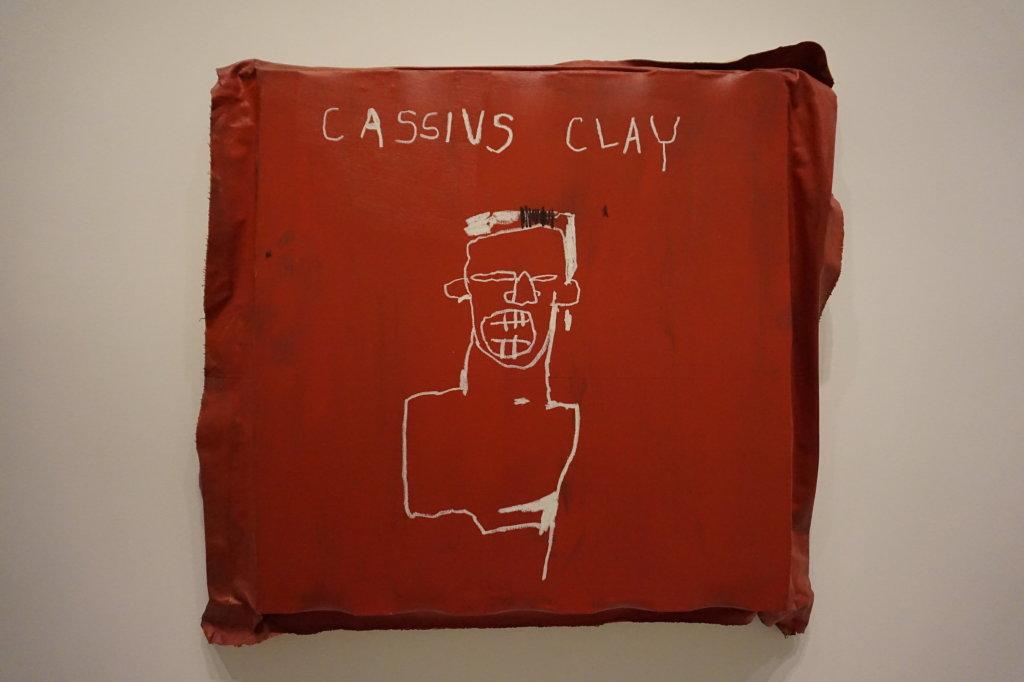 Vue de l'exposition Jean-Michel Basquiat - Fondation Louis Vuitton (45)