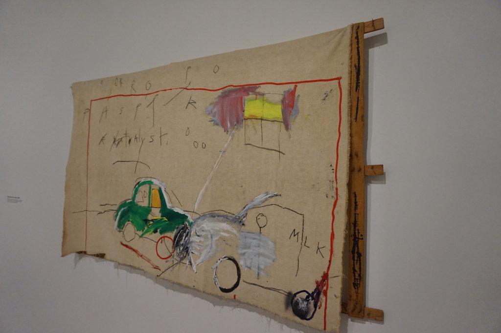 Vue de l'exposition Jean-Michel Basquiat - Fondation Louis Vuitton (7)