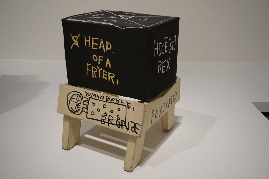 Vue de l'exposition Jean-Michel Basquiat - Fondation Louis Vuitton (70)