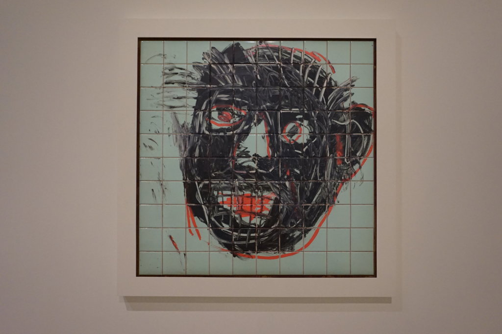 Vue de l'exposition Jean-Michel Basquiat - Fondation Louis Vuitton (9)