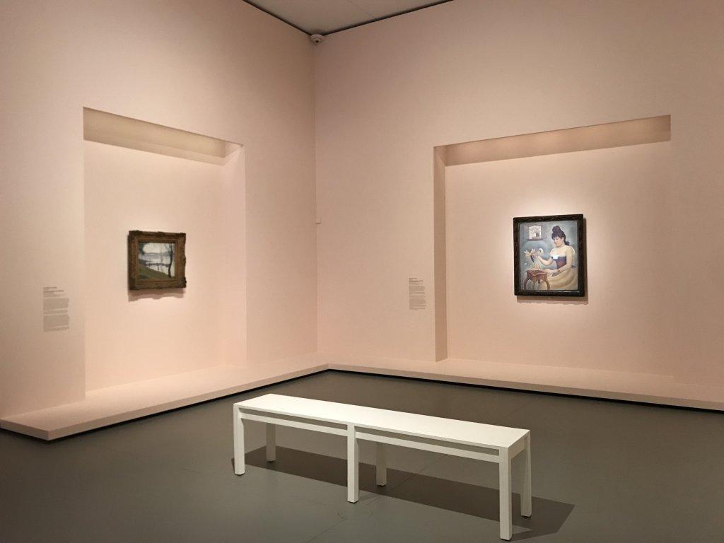 Vue de l'exposition La collection Courtauld, Fondation Louis Vuitton, Paris (19)