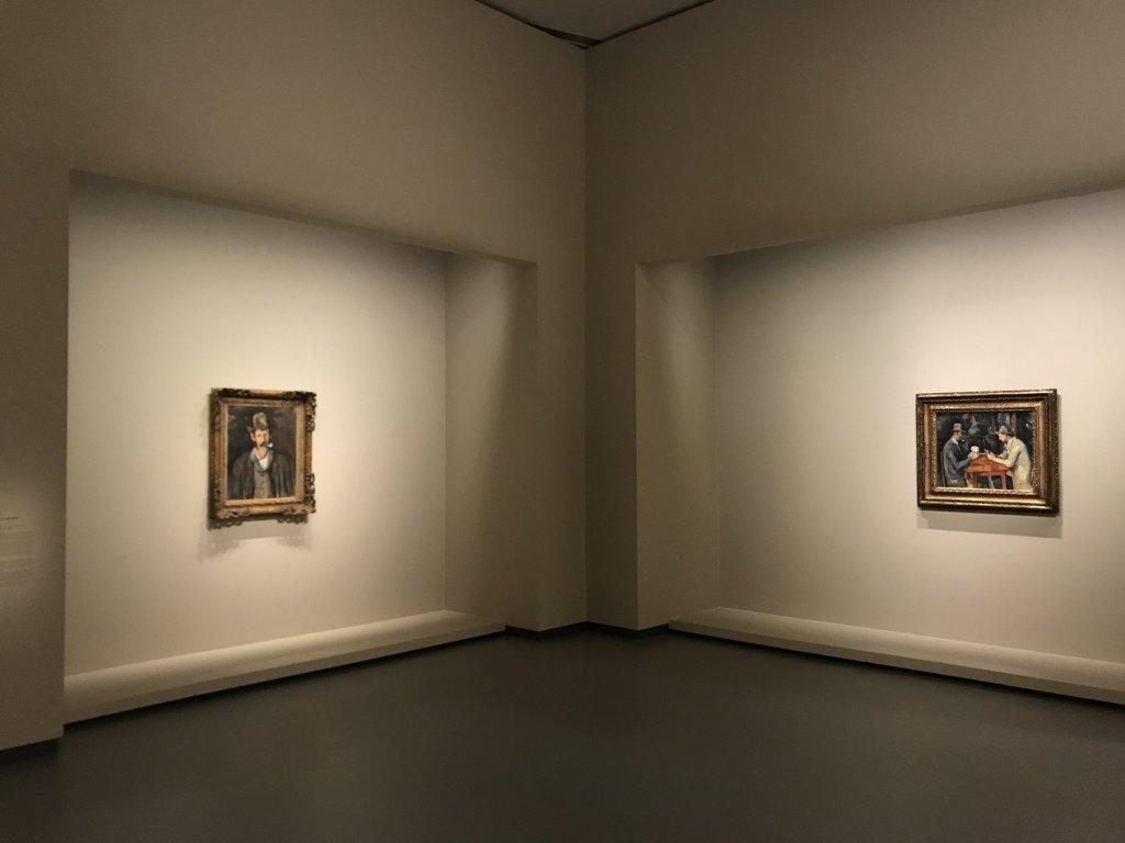 Vue de l'exposition La collection Courtauld, Fondation Louis Vuitton, Paris (22)