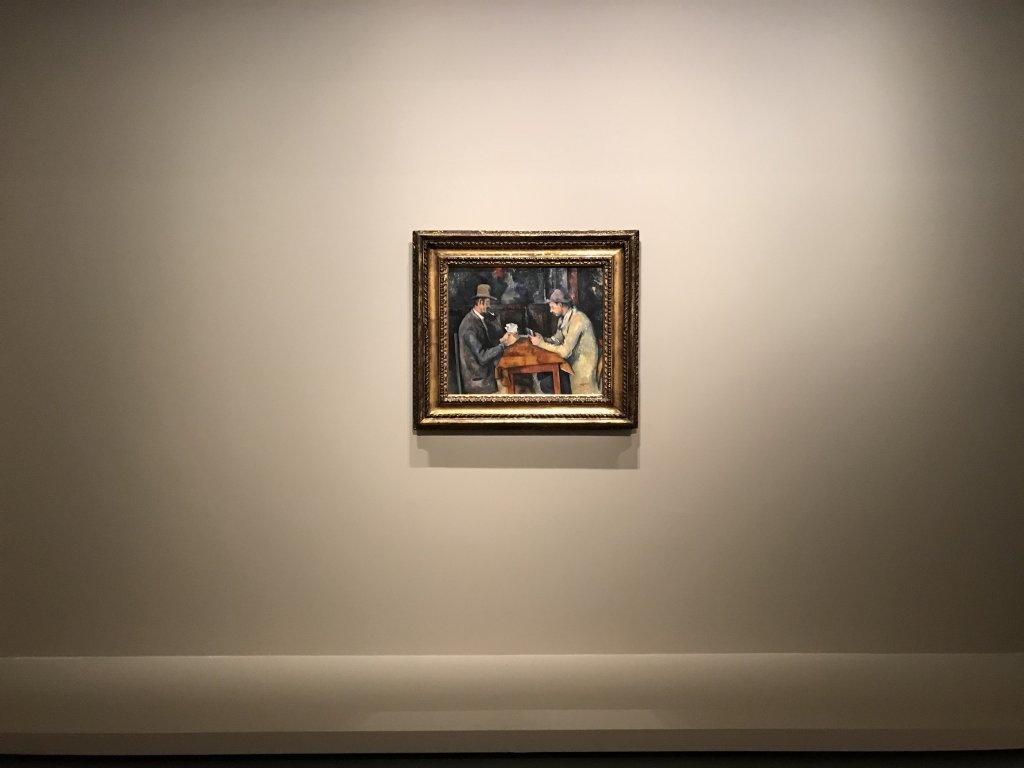 Vue de l'exposition La collection Courtauld, Fondation Louis Vuitton, Paris (23)