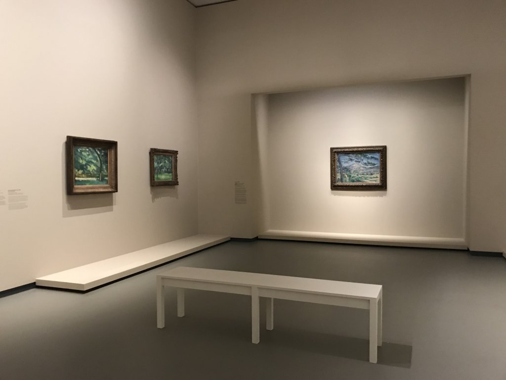 Vue de l'exposition La collection Courtauld, Fondation Louis Vuitton, Paris (32)