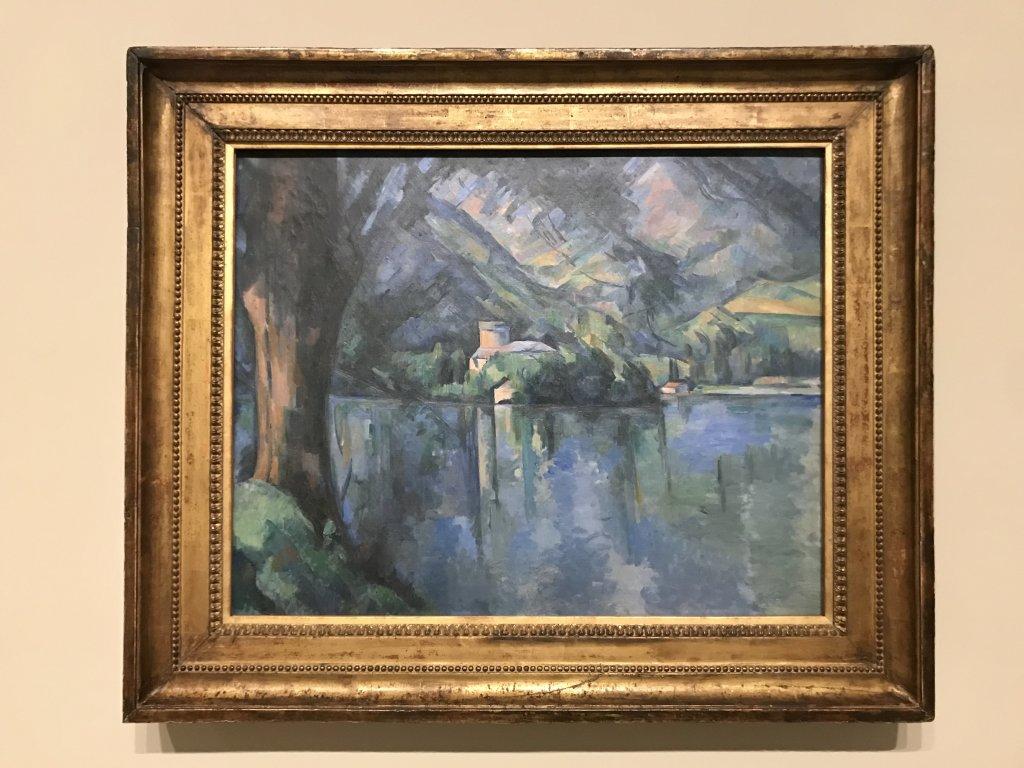 Vue de l'exposition La collection Courtauld, Fondation Louis Vuitton, Paris (33)