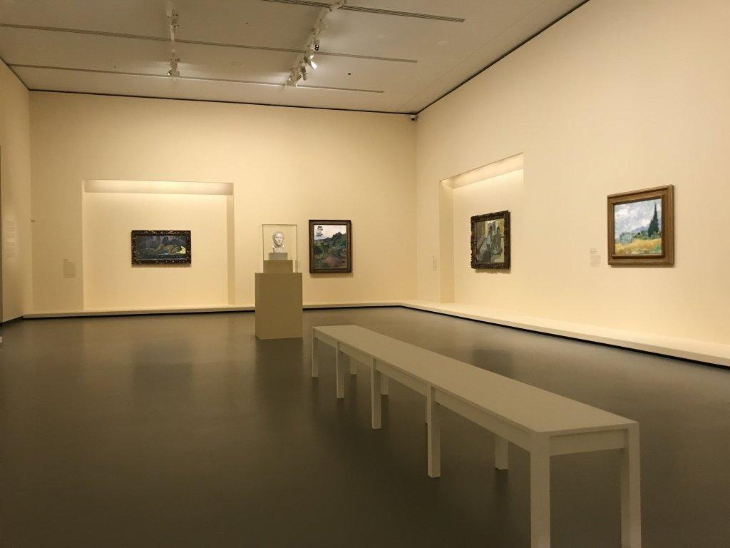 Vue de l'exposition La collection Courtauld, Fondation Louis Vuitton, Paris (41)