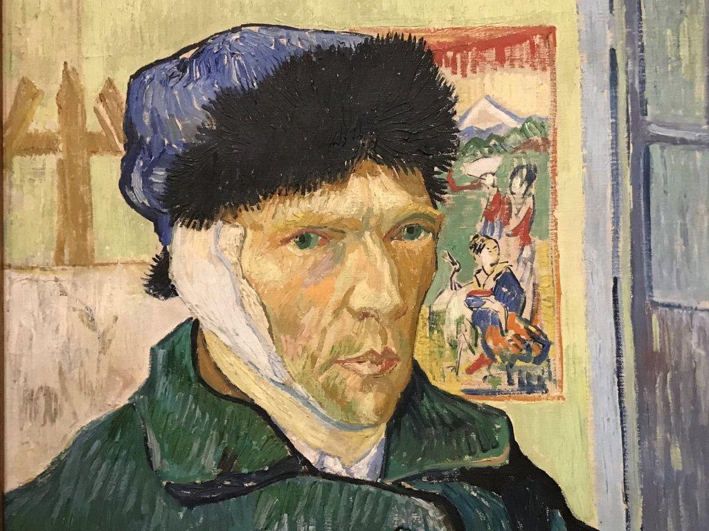Vue de l'exposition La collection Courtauld, Fondation Louis Vuitton, Paris (46)