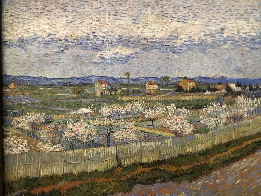 Vue de l'exposition La collection Courtauld, Fondation Louis Vuitton, Paris (48)