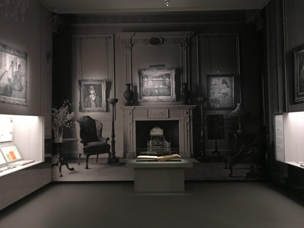 Vue de l'exposition La collection Courtauld, Fondation Louis Vuitton, Paris (56)