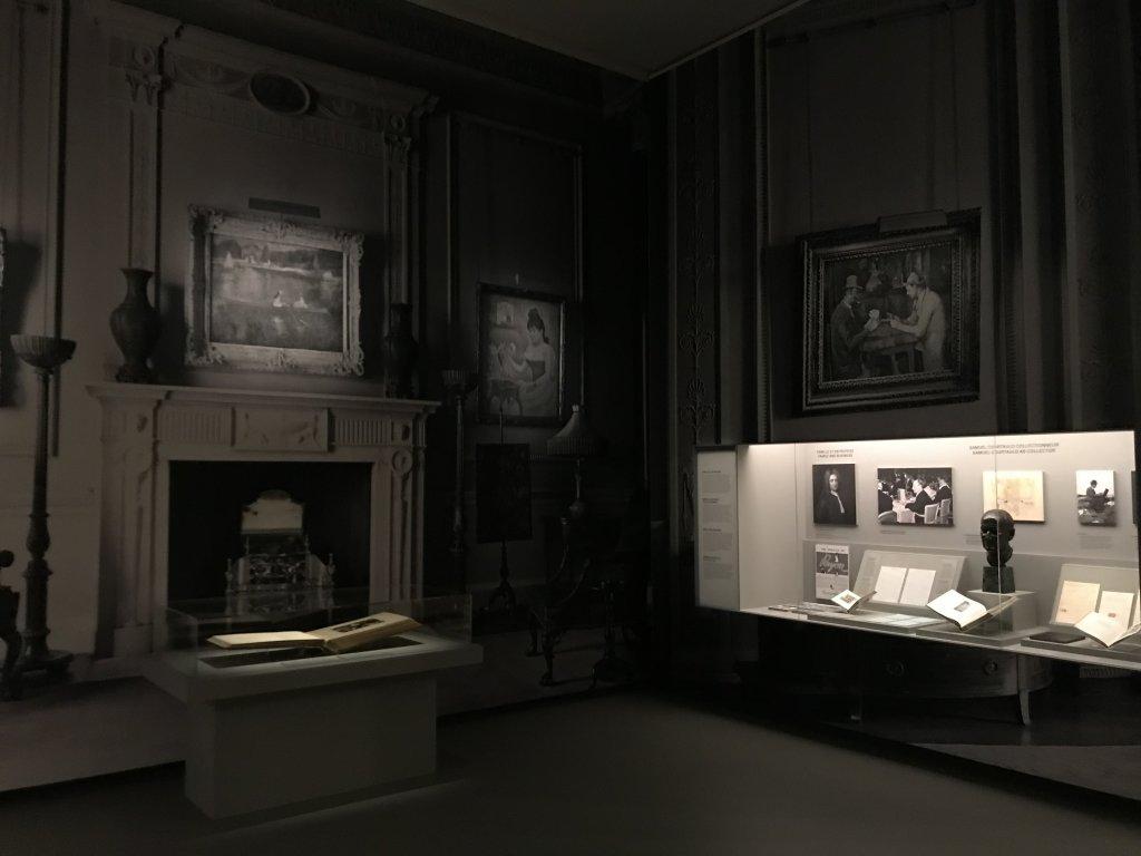 Vue de l'exposition La collection Courtauld, Fondation Louis Vuitton, Paris (57)