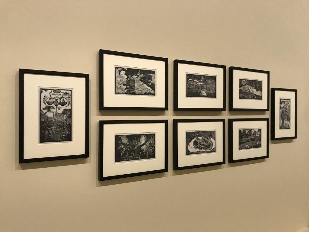 Vue de l'exposition La collection Courtauld, Fondation Louis Vuitton, Paris (58)