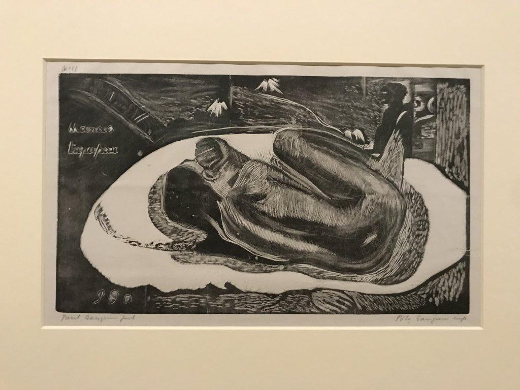 Vue de l'exposition La collection Courtauld, Fondation Louis Vuitton, Paris (59)
