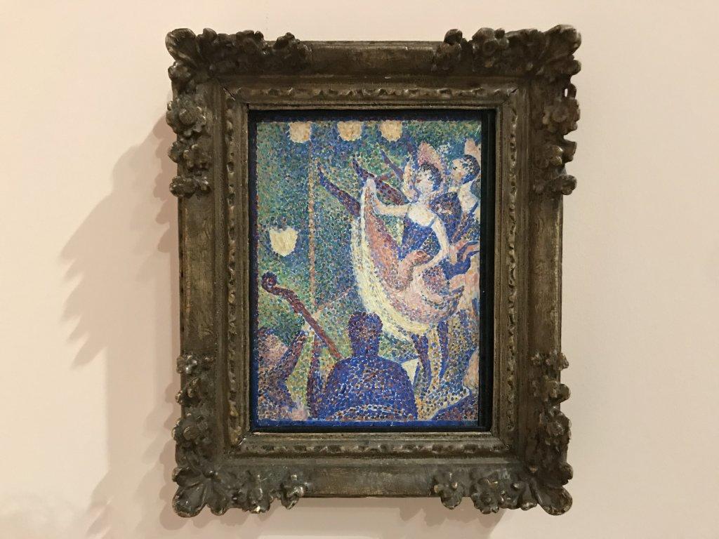 Vue de l'exposition La collection Courtauld, Fondation Louis Vuitton, Paris (60)