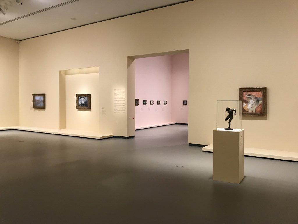 Vue de l'exposition La collection Courtauld, Fondation Louis Vuitton, Paris (68)