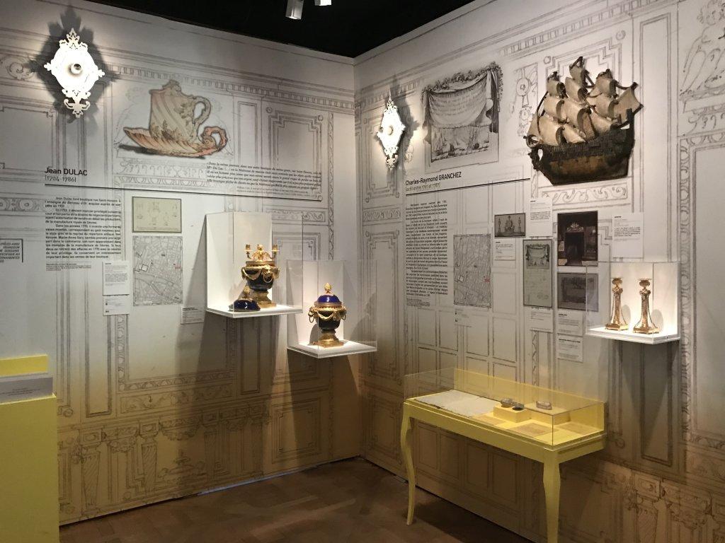 Vue de l'exposition La Fabrique du Luxe - Musée Cognacq-Jay (10)