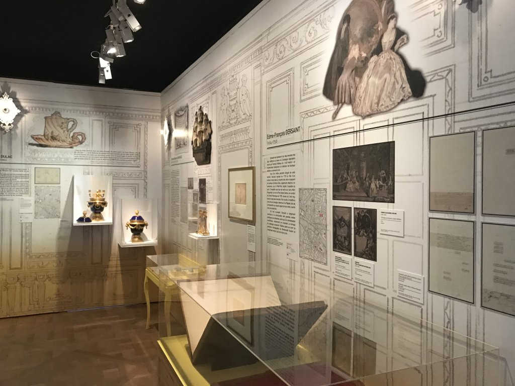 Vue de l'exposition La Fabrique du Luxe - Musée Cognacq-Jay (14)