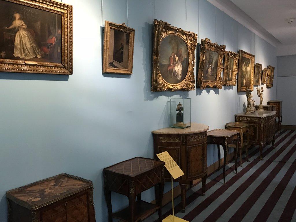 Vue de l'exposition La Fabrique du Luxe - Musée Cognacq-Jay (19)