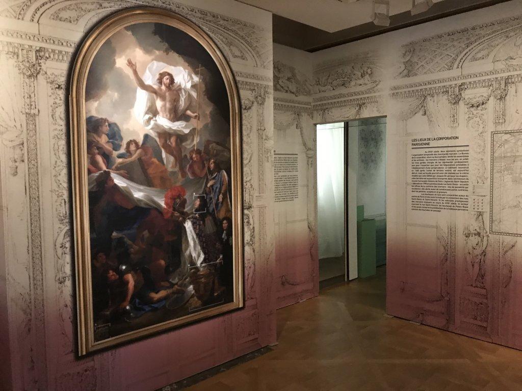 Vue de l'exposition La Fabrique du Luxe - Musée Cognacq-Jay (2)