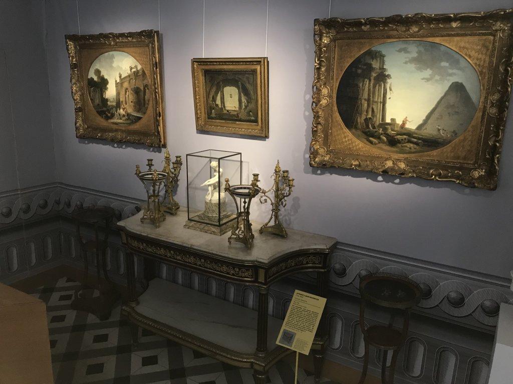 Vue de l'exposition La Fabrique du Luxe - Musée Cognacq-Jay (28)