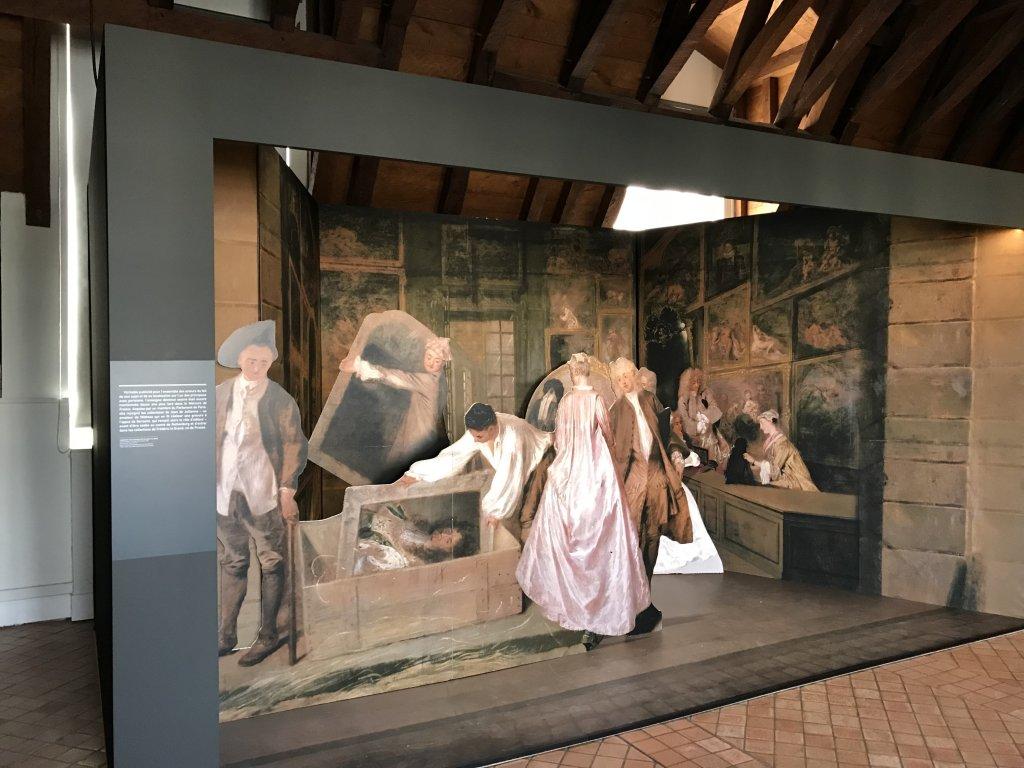 Vue de l'exposition La Fabrique du Luxe - Musée Cognacq-Jay (36)