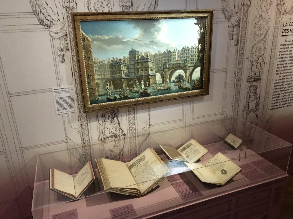 Vue de l'exposition La Fabrique du Luxe - Musée Cognacq-Jay (49)