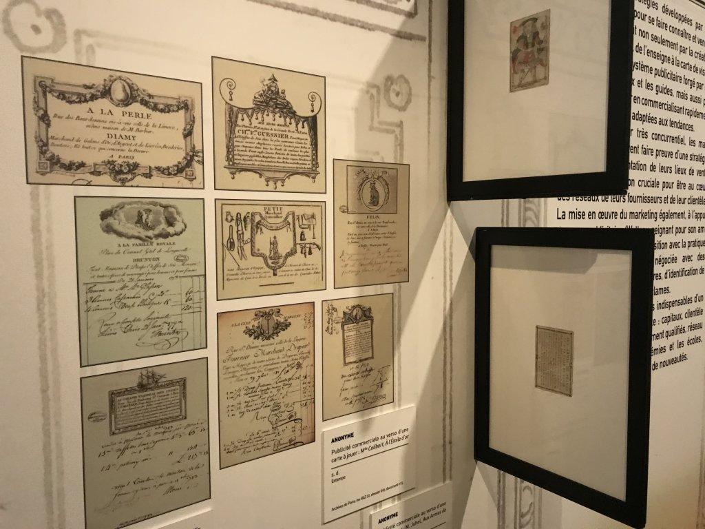Vue de l'exposition La Fabrique du Luxe - Musée Cognacq-Jay (8)