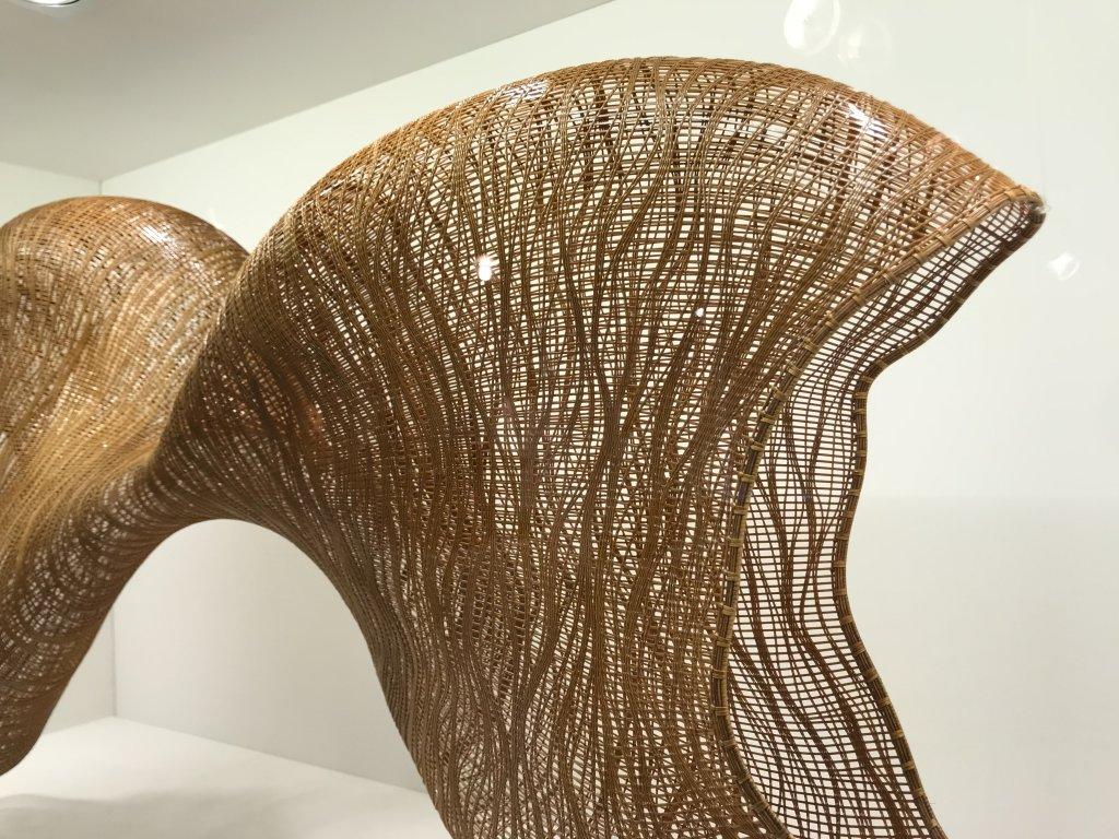 Vue de l'exposition L'art du bambou - Galerie Mingei (14)