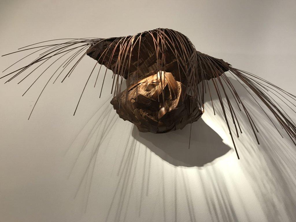 Vue de l'exposition L'art du bambou - Galerie Mingei (20)