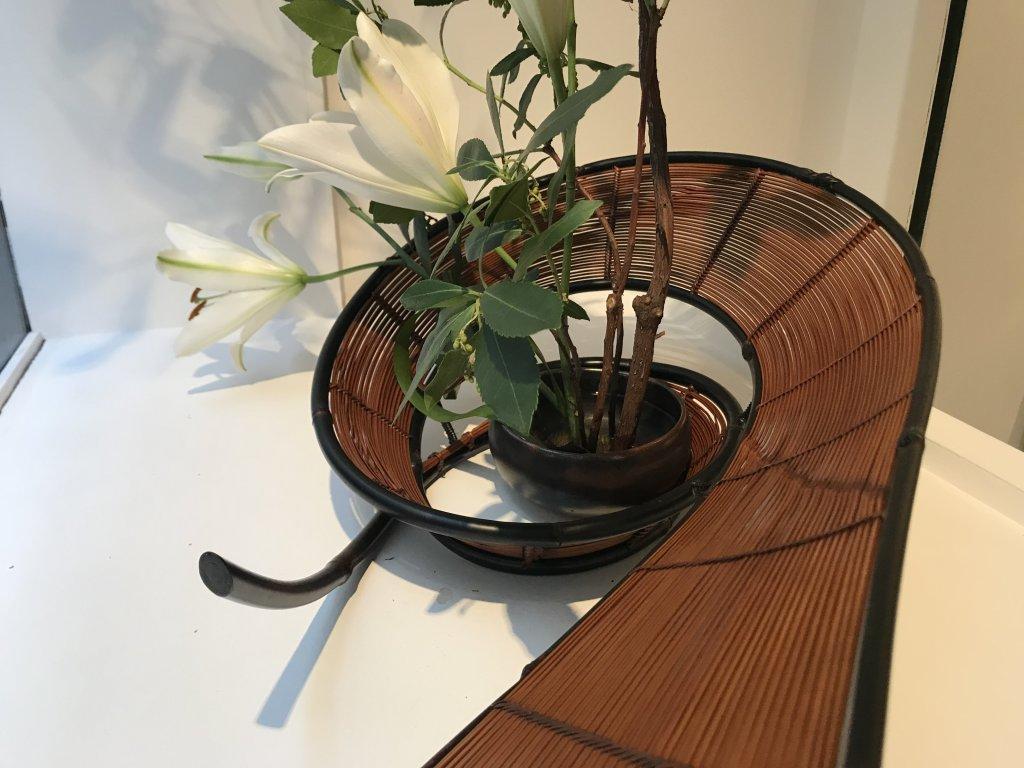 Vue de l'exposition L'art du bambou - Galerie Mingei (29)