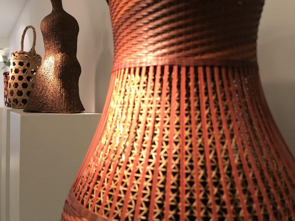 Vue de l'exposition L'art du bambou - Galerie Mingei (33)