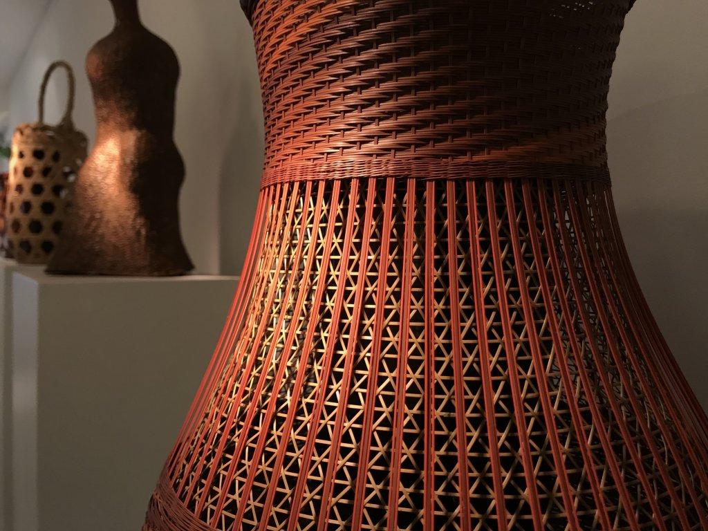 Vue de l'exposition L'art du bambou - Galerie Mingei (34)