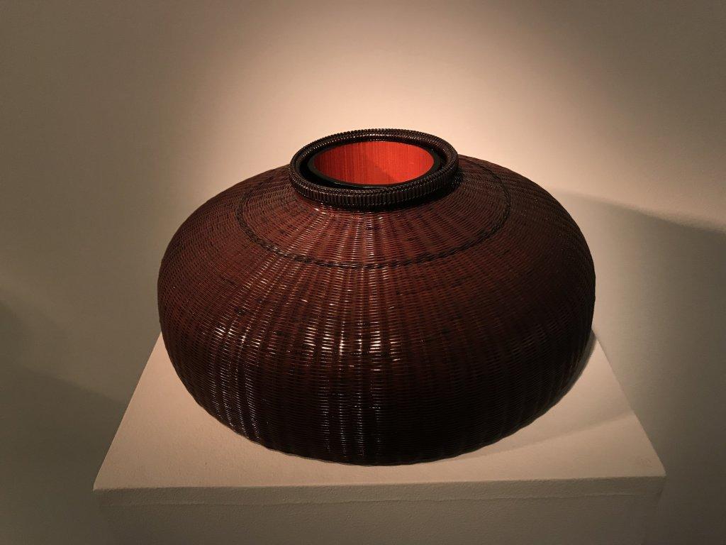 Vue de l'exposition L'art du bambou - Galerie Mingei (4)