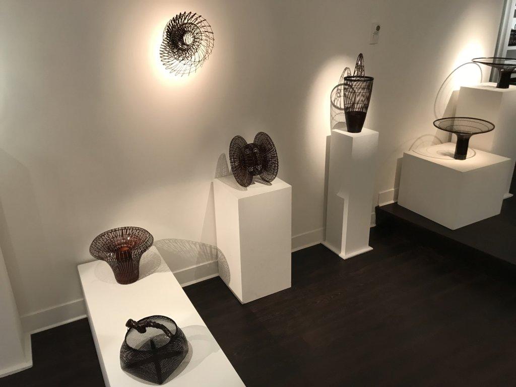 Vue de l'exposition L'art du bambou - Galerie Mingei (41)