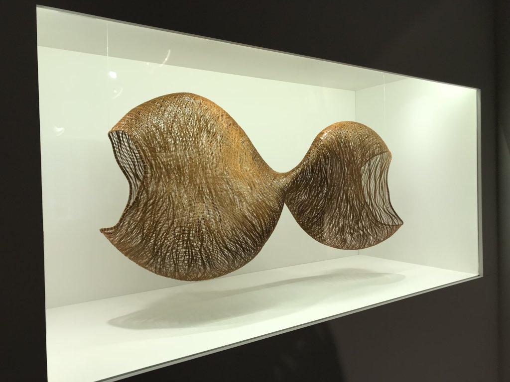 Vue de l'exposition L'art du bambou - Galerie Mingei (5)
