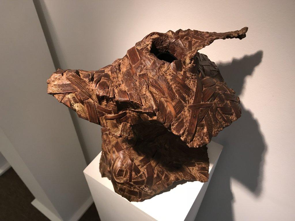 Vue de l'exposition L'art du bambou - Galerie Mingei (9)