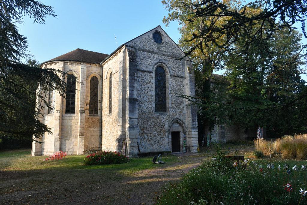 Vue de l'exposition Les Arborés - Commanderie Saint-Jean, Corbeil-Essonnes (10)