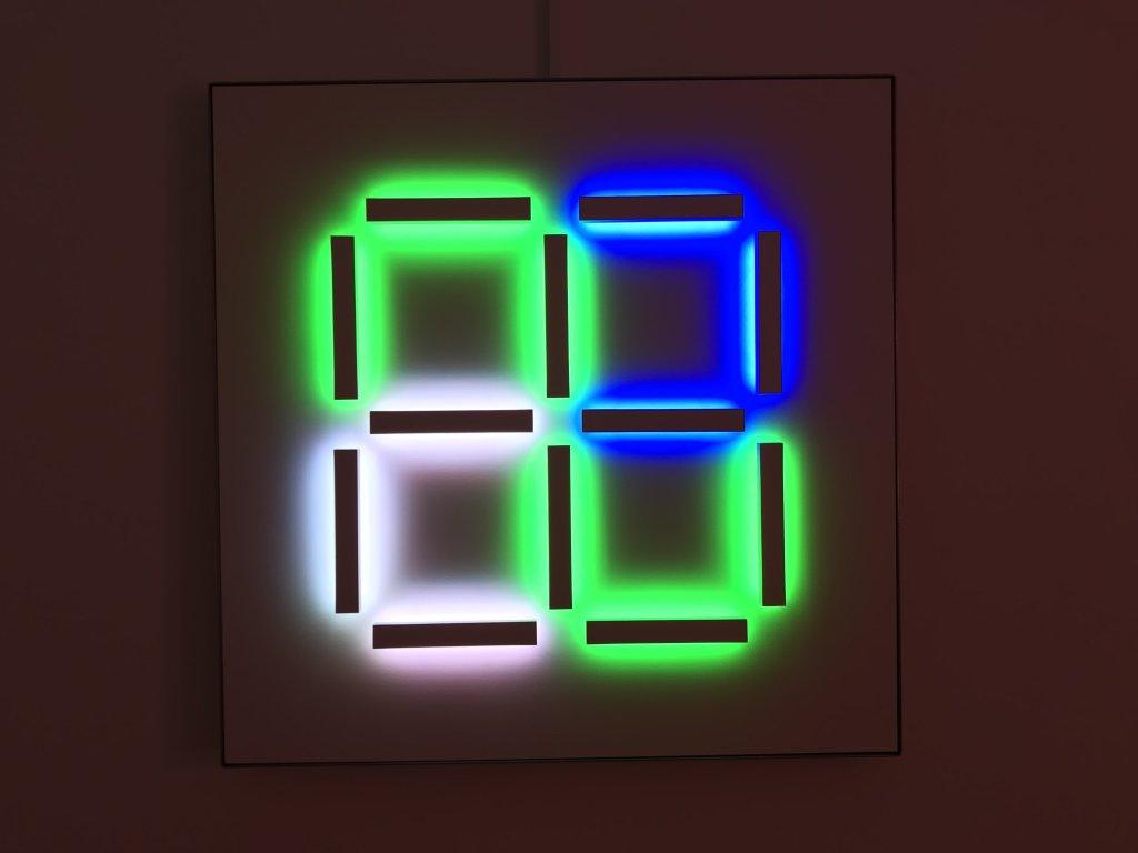 Vue de l'exposition Light matters - Fondation EDF (13)