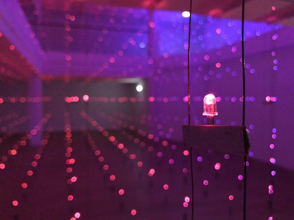 Vue de l'exposition Light matters - Fondation EDF (19)