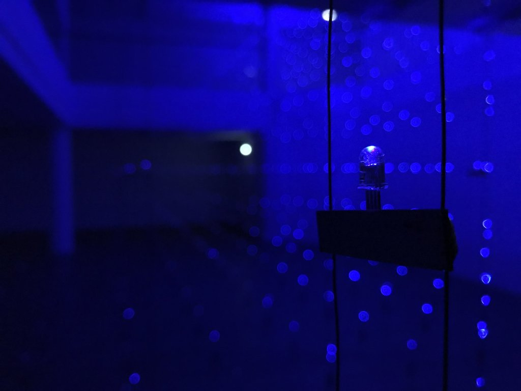 Vue de l'exposition Light matters - Fondation EDF (21)