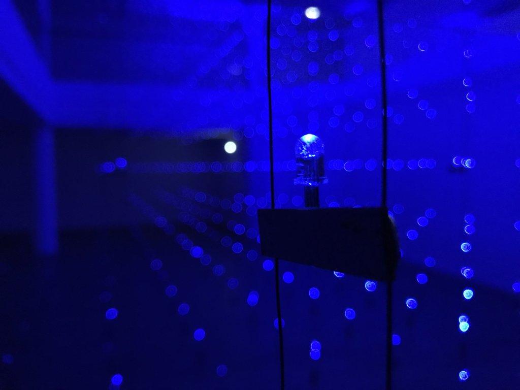 Vue de l'exposition Light matters - Fondation EDF (22)