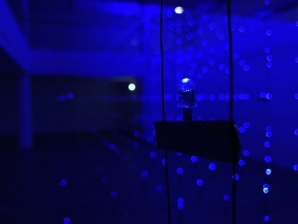 Vue de l'exposition Light matters - Fondation EDF (23)