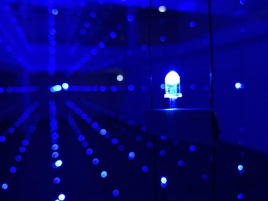 Vue de l'exposition Light matters - Fondation EDF (24)