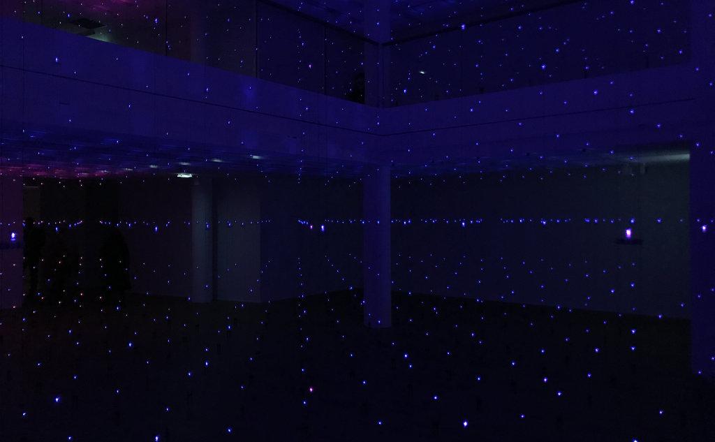 Vue de l'exposition Light matters - Fondation EDF (7)
