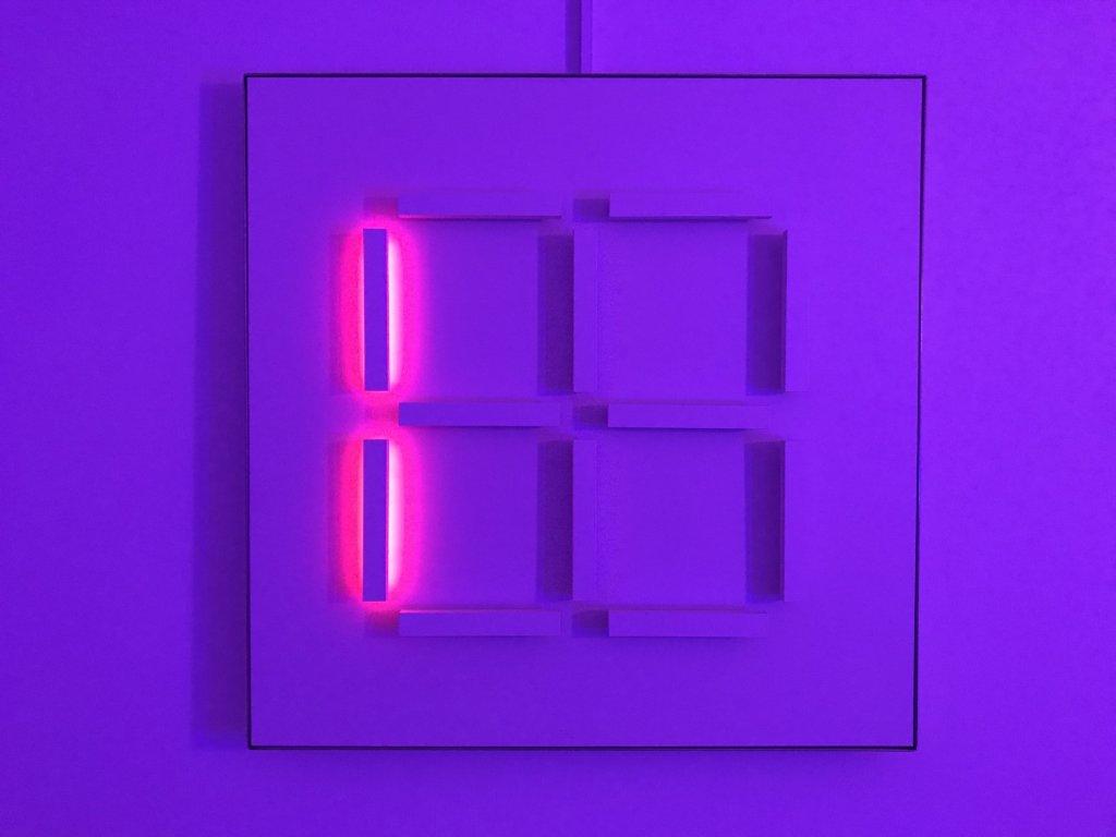 Vue de l'exposition Light matters - Fondation EDF (9)