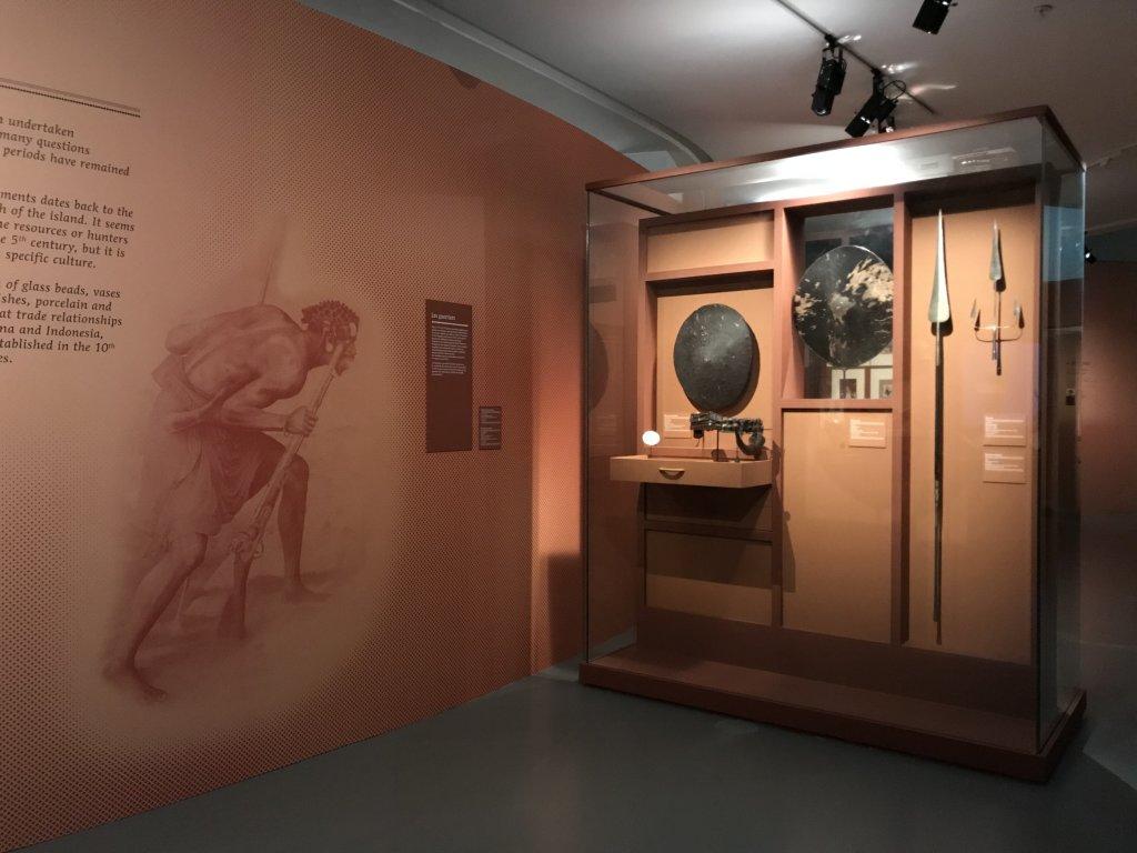 Vue de l'exposition Madagascar - Musée du Quai Branly - Jacques Chirac
