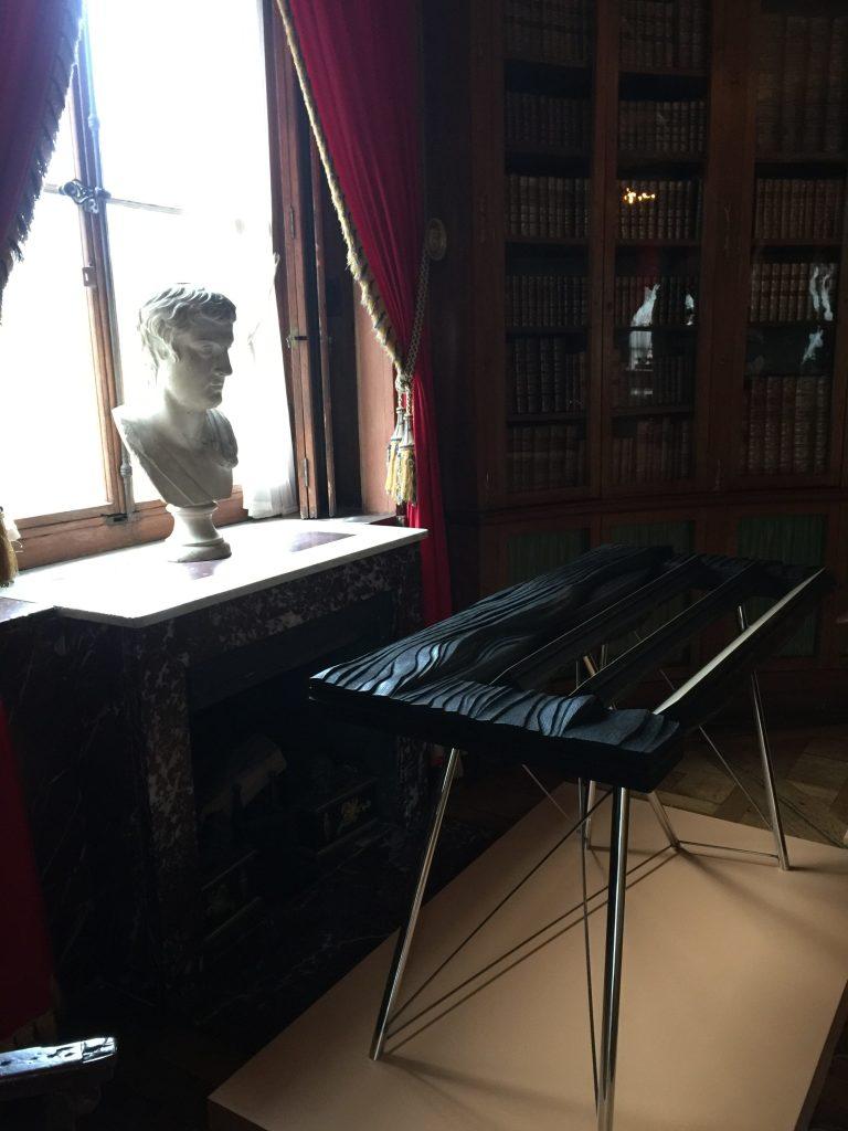 Vue de l'exposition Meubles à Secrets secrets de meubles - Château La Malmaison (10)