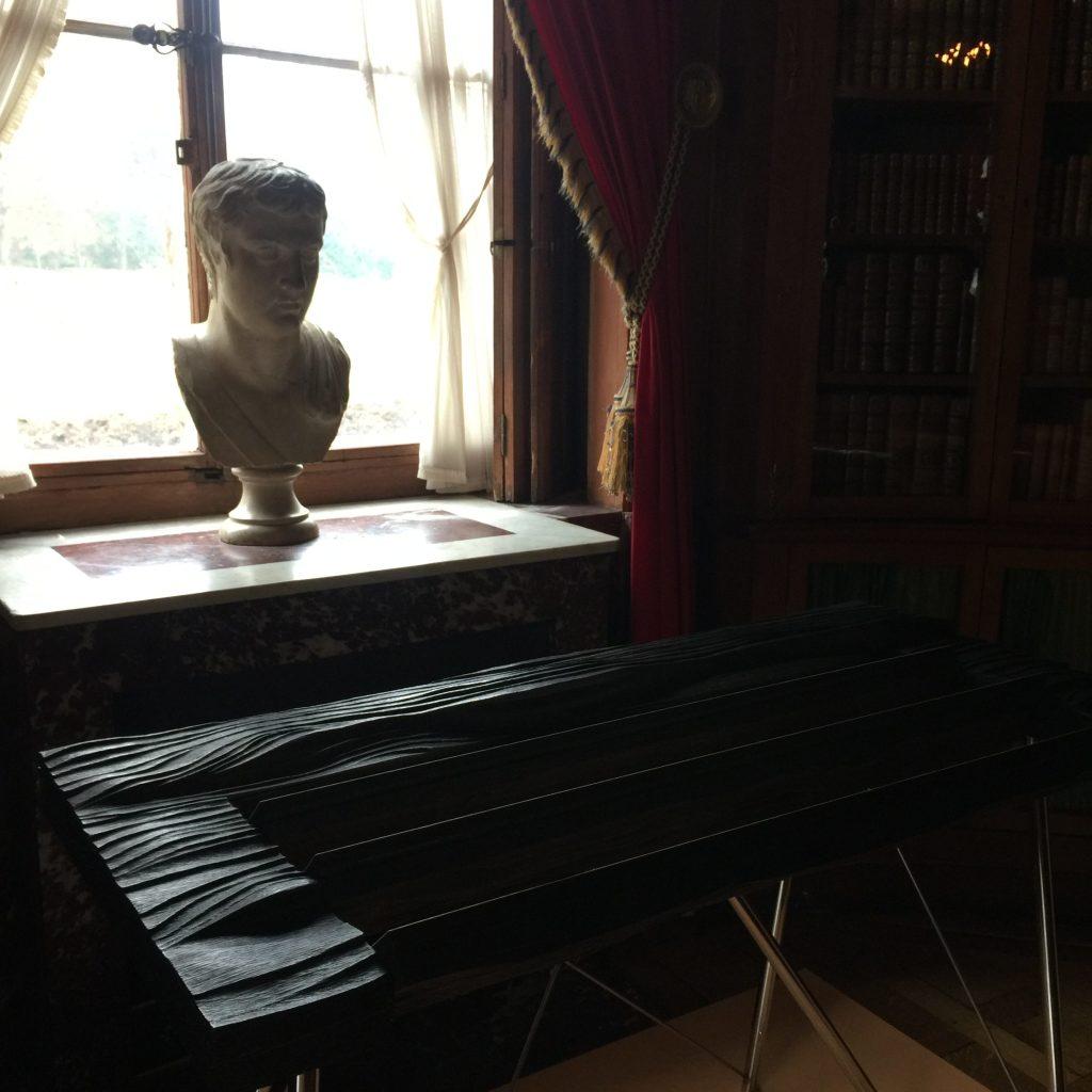 Vue de l'exposition Meubles à Secrets secrets de meubles - Château La Malmaison (11)
