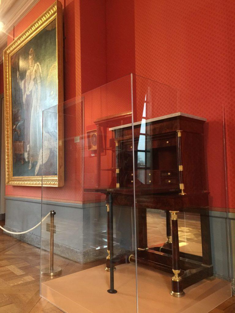 Vue de l'exposition Meubles à Secrets secrets de meubles - Château La Malmaison (19)